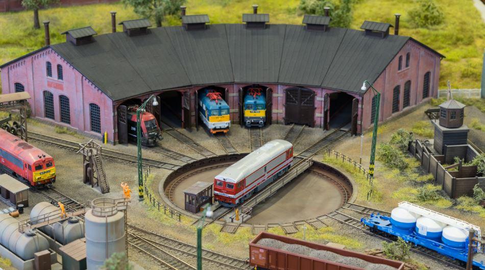model train scenery terrain