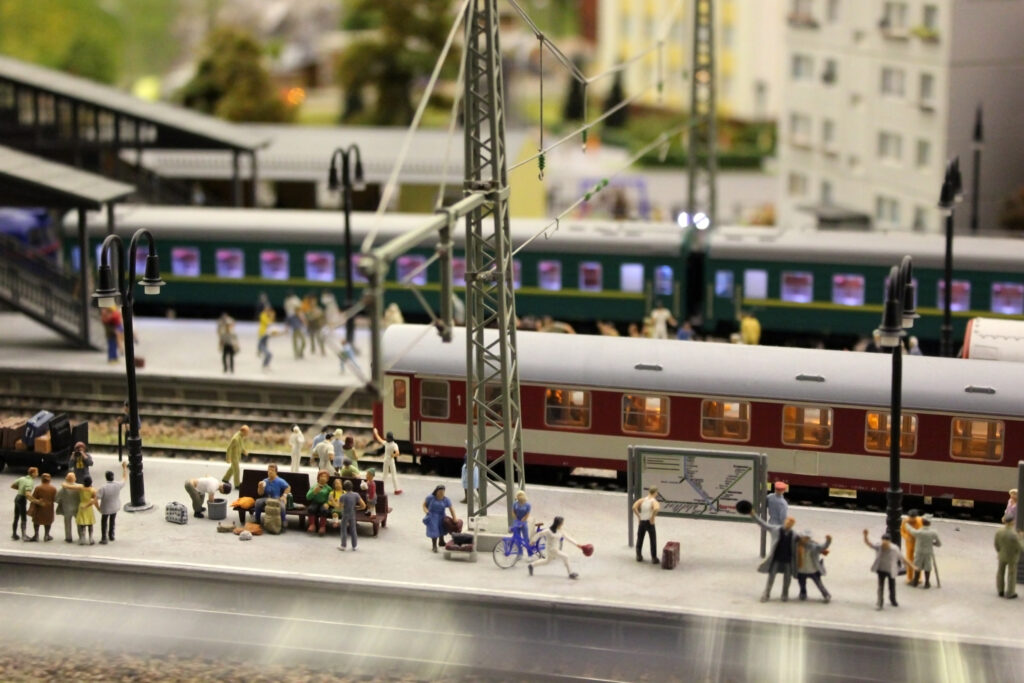 Maintain Your Holiday Model Trains
