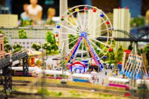 Summer Train Layout Ideas