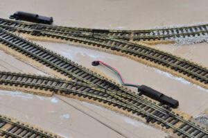 Wiring Model Train Tracks