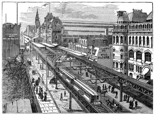Train Railway History